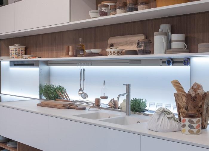Bakırköy Corian Mutfak Tezgahı